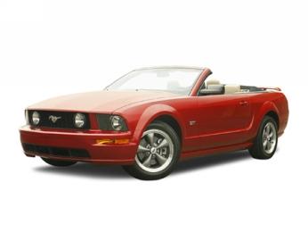 Florida Car Hire Ford Mustang